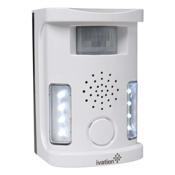 Ivation Electronic Motion-Activated Outdoor & Indoor Animal and Pest Repeller System