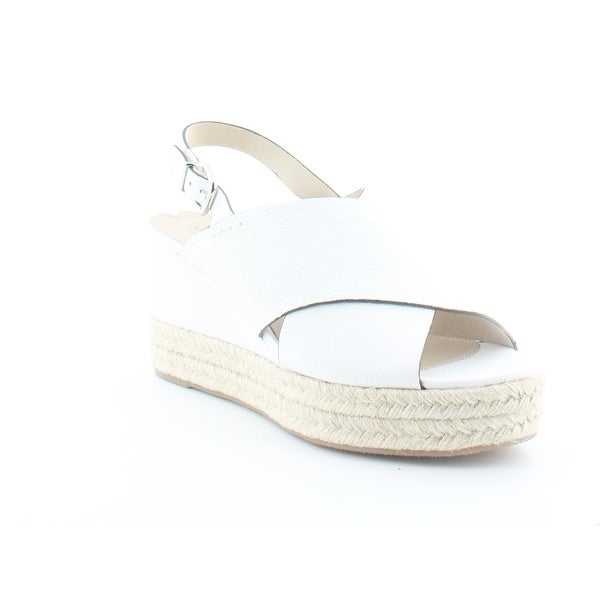 Via Spiga Triana Women's Sandals & Flip Flops White