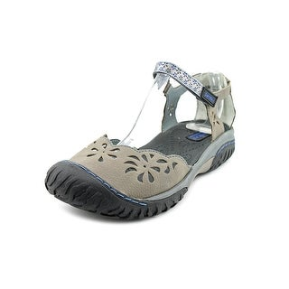 Jambu Ocean Too Round Toe Canvas Sport Sandal