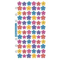 Sticko Classic Stickers, Mini Flowers