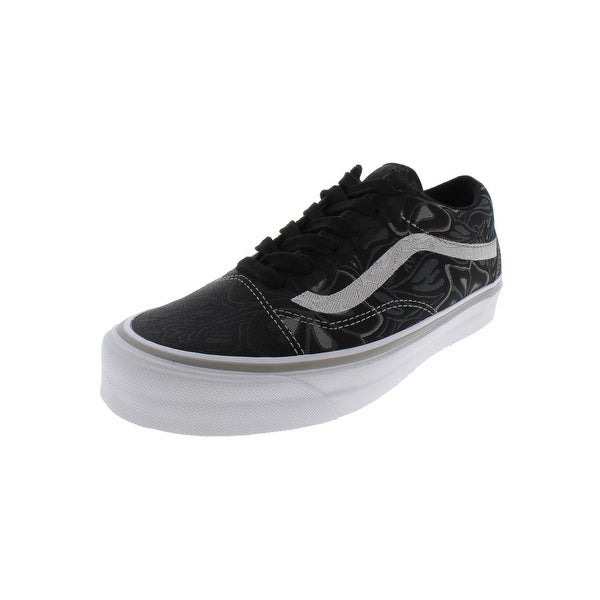 6c6a5ebc Shop Vans Womens Old Skool Skate Shoes Low Top Fashion - Free ...