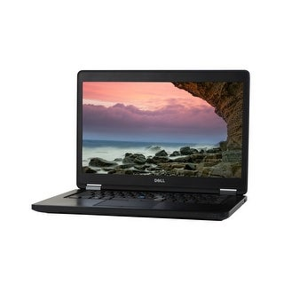 """Dell Latitude E5450 Core i5-5200U 2.2GHz 8GB RAM 320GB HDD Win 10 Pro 14"""" Laptop (Refurbished B-Grade)"""