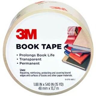 """2.83""""X15yd - Scotch Book Tape"""