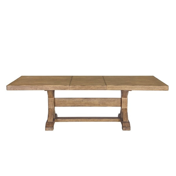 Rectangular Wooden Table. Opens flyout.