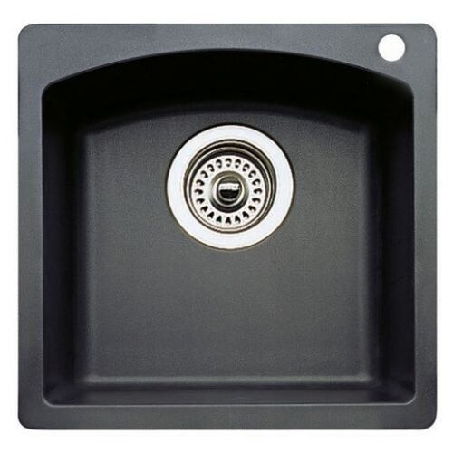 "Blanco 440204 Diamond Single Basin Silgranit II Bar Sink 15"" x 15"""
