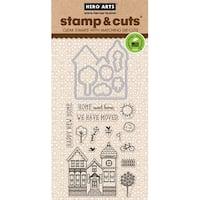 Hero Arts Stamp & Cut-House