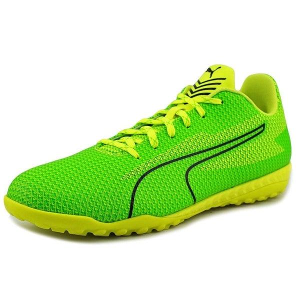 Puma 365 Ignite ST Men Round Toe Synthetic Green Running Shoe