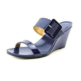 Style & Co Creena Women Open Toe Synthetic Wedge Sandal