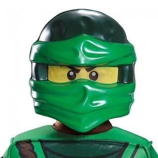 Lego Ninjago Lloyd Child Costume Mask One Size