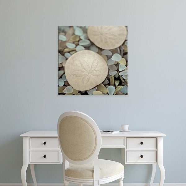 Easy Art Prints Alan Blaustein's 'Aquatic 2' Premium Canvas Art