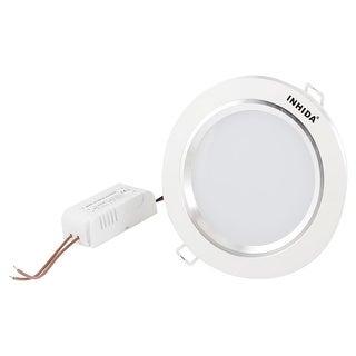 AC100-240V 10W 3000-3200K Warm White Ceiling Lamp LED Down Light w Driver