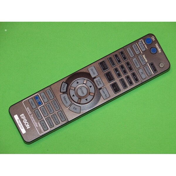 Epson Projector Remote Control Shipped With EH-TW7200 EH-TW8200 EH-TW8200W