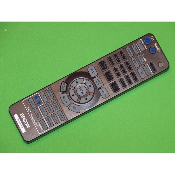 NEW OEM Epson Remote Control For: PowerLite Home Cinema 5025UB