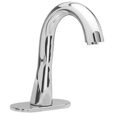 TOTO TELS155 EcoPower 0.50 GPM Single Hole Electronic Bathroom Faucet - Polished Chrome