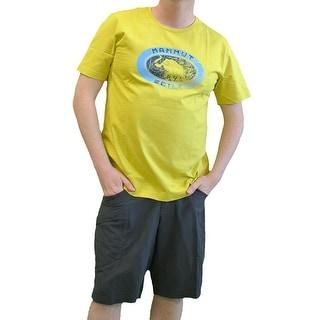 Mammut Seile Tee Mens Organic Cotton Short Sleeved Shirt