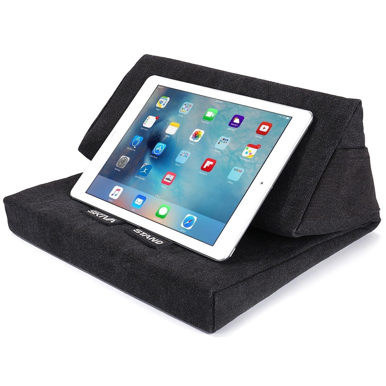 Skiva EasyStand Pad Pillow Stand for iPad Pro Air mini, iPad 4 3 2 1, Samsung Galaxy Tab Note 10.1, Google Nexus 7 - Thumbnail 0