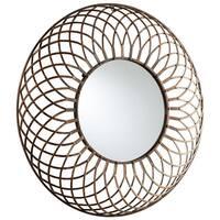 Cyan Design 5342 Fairplex Rounded Mirror - N/A