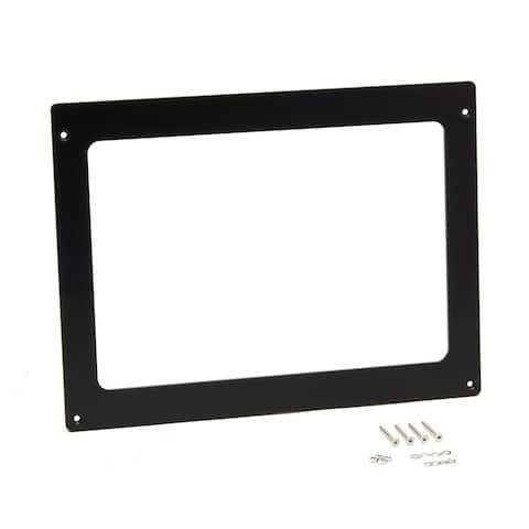 Raymarine Adaptor Plate for Axiom 9 to C80-E80 Size Cutout Will Require New Holes A80564 Adaptor Plate