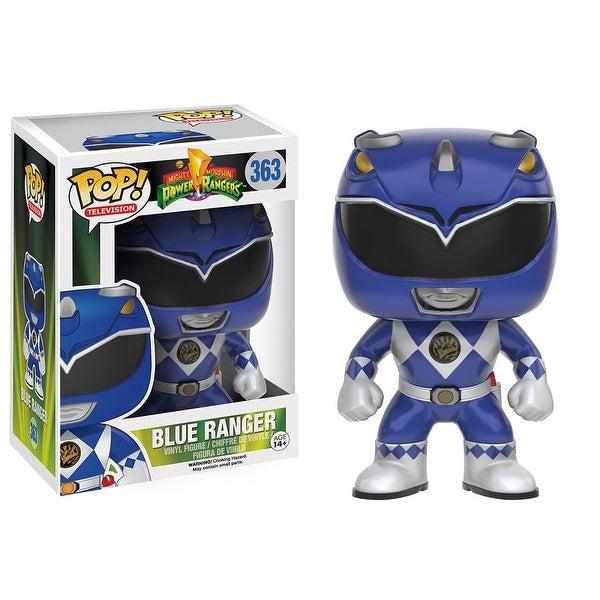 Power Rangers Funko Pop TV Vinyl Figure Blue Ranger