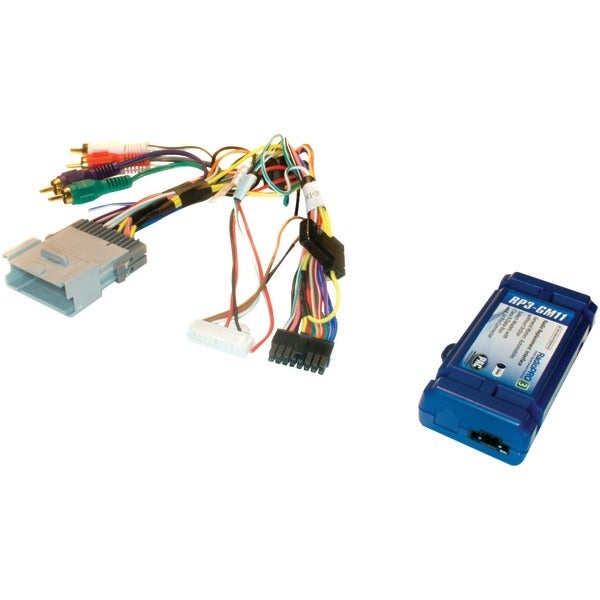 Pac Rp3-Gm11 Radio Replacement Interface For Select Gm(R) Vehicles (Class Ii Databus)