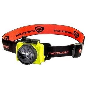 Streamlight Double Clutch USB Rechargeable Headlamp, Yellow