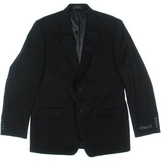 The Men's Store Mens Cashmere Notch Collar Sportcoat - 40R