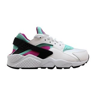 19be6c62efd0 Quick View. Was  108.00.  10.80 OFF. Sale  97.20. Nike Air Huarache Run  White Fuchsia Flash-Artisan Teal 634835-104 Women s