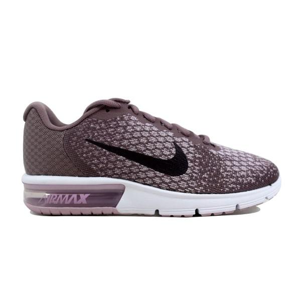 994d105a0b Shop Nike Women's Air Max Sequent 2 Taupe Grey/Port Wine-Plum Fog ...