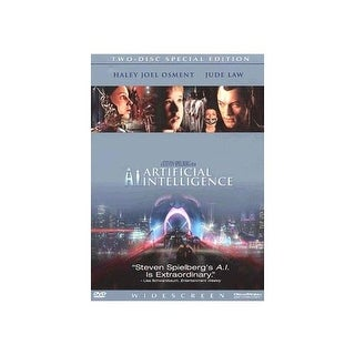 A I ARTIFICIAL INTELLIGENCE (DVD) (2015/REPACKAGE)