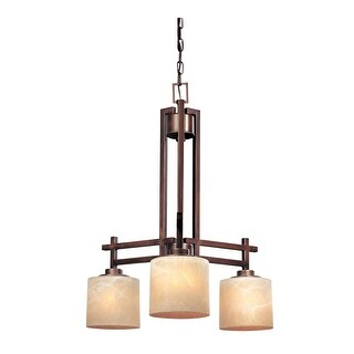 Dolan Designs 2818 3 Light Down Lighting Chandelier from the Roxbury Collection