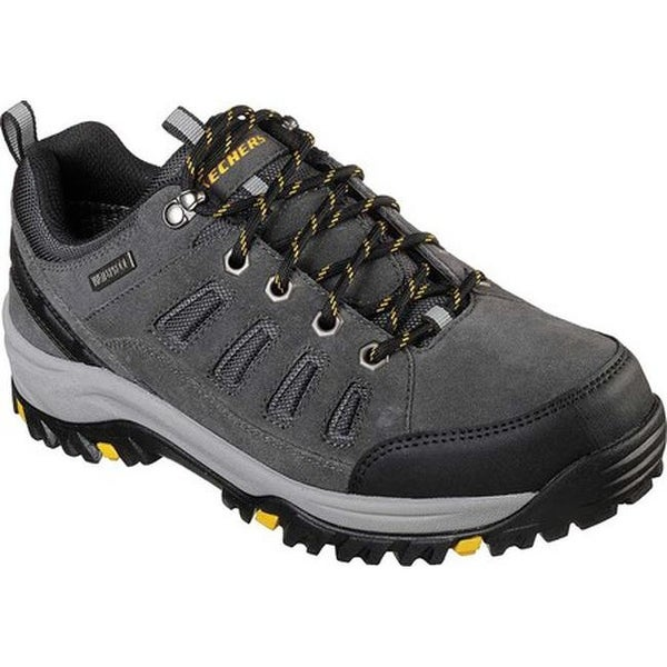 2a24f16735295 Shop Skechers Men's Relaxed Fit Relment Sonego Hiking Shoe Gray - On ...