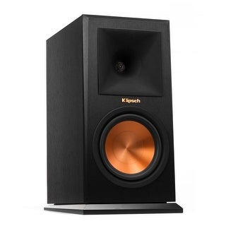 Klipsch RP-160M-E Ebony Bookshelf Speakers - Pair