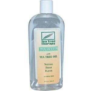 Tea Tree Therapy Mouthwash - 12 fl oz