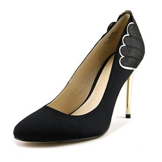 Nine West Rainiza   Round Toe Synthetic  Heels
