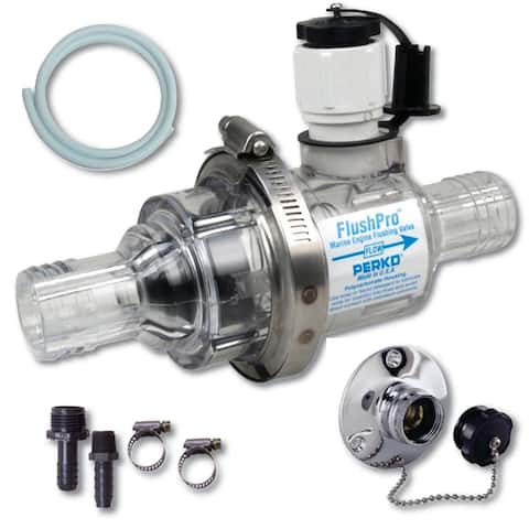 "Perko Flush Pro Valve Kit 5/8"" - 0457DP4"