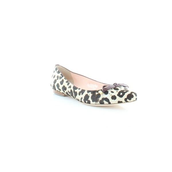 Kate Spade Emma Women's Heels Bush-Brown Leopard - 9.5