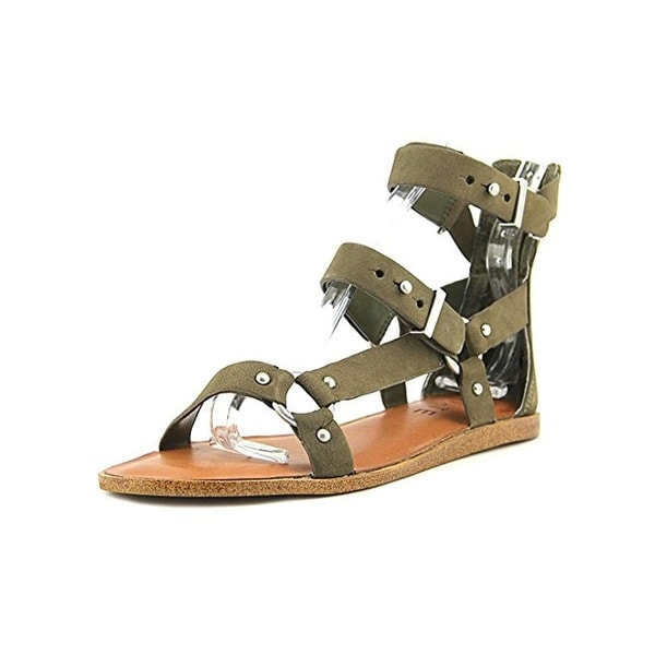 1.State Womens Channdra Gladiator Sandals Strappy Open Toe