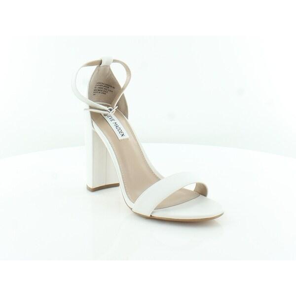 b6e17d805ca8 Shop Steve Madden Carrson Women s Heels White - 9 - Free Shipping ...