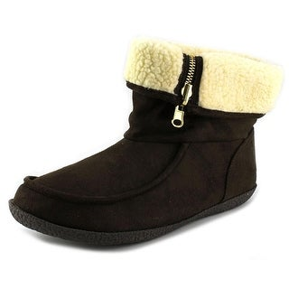 Hush Puppies BitterRoot Round Toe Suede Winter Boot