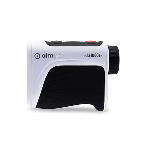 Golf Buddy aim L10 Easy to Use Golf Range Finder with Vibration Mode