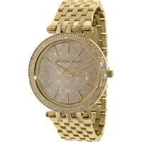 Michael Kors Women's Darci MK3398 Gold Stainless-Steel Quartz Fashion Watch