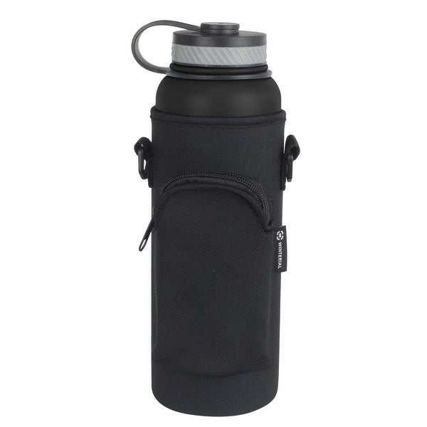 Winterial 40oz Growler Sleeve / Portable / Durable / Carry Strap