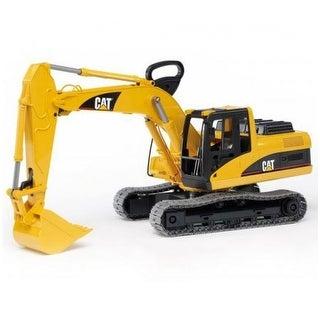 Bruder 02439 Caterpillar Excavator Toy, Scale 1:16, Age 4+
