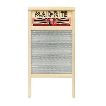 """Maid-Rite 2072 Washboard, 12.4"""" x 23.8"""""""