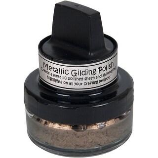 Chocolate Bronze - Cosmic Shimmer Metallic Gilding Polish