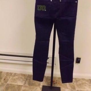 Oregon Ducks Womens Designer Pants By Meesh Mia Sizes 2 4 6 8 10 12 14 16