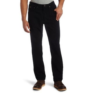 Lee Mens Big & Tall Straight Leg Regular Fit Classic Jeans - 54/30