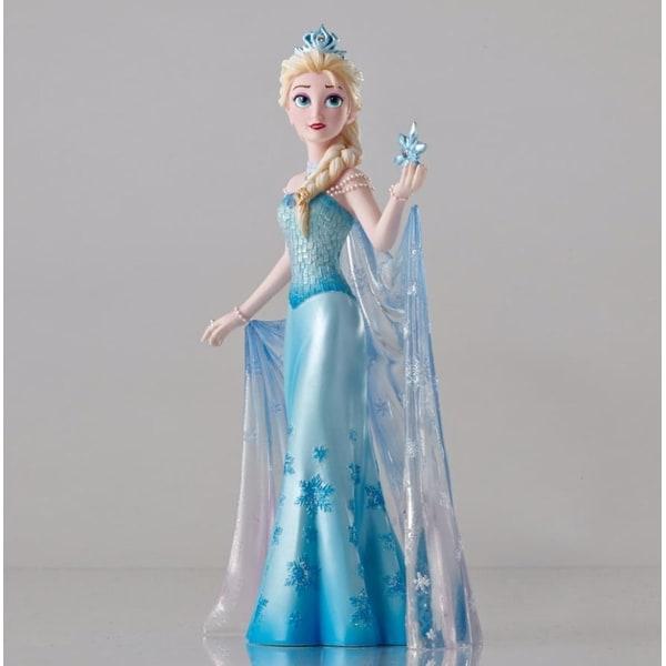 """Disney Showcase Frozen """"Elsa Couture de Force"""" Figurine #4045446 - BLue"""