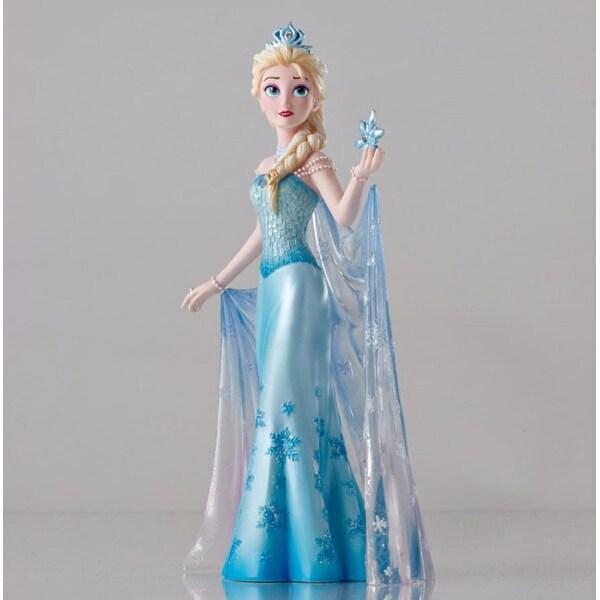"Disney Showcase Frozen ""Elsa Couture de Force"" Figurine #4045446"