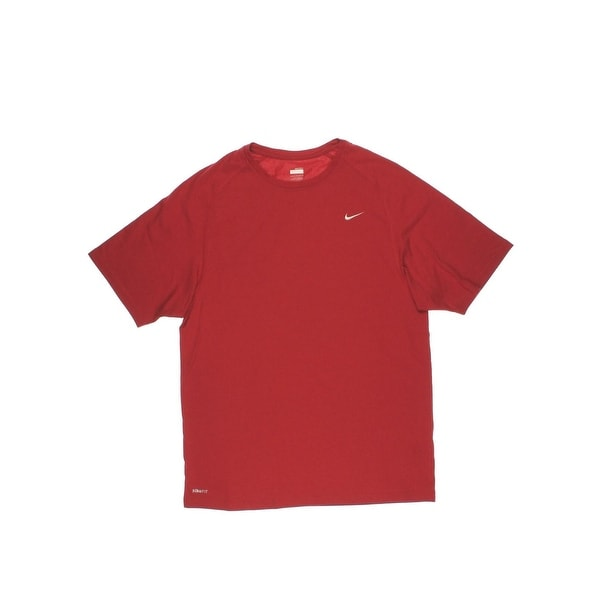 Nike Mens T-Shirt Cotton Signature - S